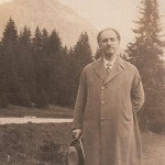 Georgios Papandreou in Arosa, 1927