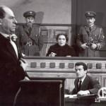 """""""Η άγνωστος"""", η σκηνή του δικαστηρίου με τον Μίμη Φωτόπουλο και τον Αλέκο Αλεξανδράκη"""