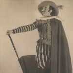 "Dimitris Myrat in ""Cyrano de Bergerac"", ""Royal Theatre"", 1949"
