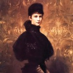 Empress Elizabeth of Austria, Benczúr Gyula, 1899