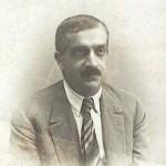 Ο Παντελής Χορν το 1924