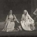 """Η Κυβέλη με την Μιράντα στην """"Κυρά Φροσύνη"""", 1928"""