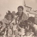 Alexandros (Alekos), Aliki, Kyveli, Miranda