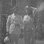 Η Κυβέλη μαζί με τον Παντελή Χορν στην Χίο