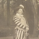 """Ο Μήτσος Μυράτ στο """"Συρανό ντε Μπερζεράκ"""", 1912"""