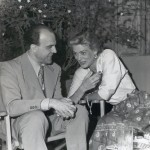 Dimitris Myrat, Melina Mercouri