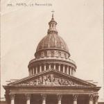 Parisian memento: The Pantheon