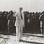 Ο Γεώργιος Παπανδρέου στην Αίγυπτο