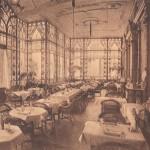 Paris, Kyveli's favourite table