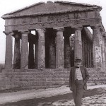 Pirandello in Agrigento, his birthplace