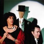 """""""Pirandello all' Improvviso"""", """"Aίθουσα Tέχνης Iανός"""", 2006"""