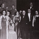 Pirandello and cast
