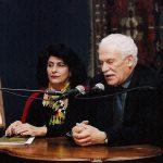 Ο Αδαμάντιος Πεπελάσης και η Βαλεντίνη Ποταμιάνου ανακοινώνουν την Ίδρυση του Ινστιτούτου (Φεβρουάριος 1999)
