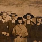Θεοδωρίδης, Αλέξανδρος, Αλίκη, Κυβέλη, Μιράντα, 1920