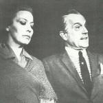 Βούλα Ζουμπουλάκη και Δημήτρης Μυράτ