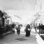 Syros' agora in 1900