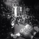 Θέατρον Πορεία, συγκρότημα Κ. Κουν, δοκιμές έργου: Όρνιθες, Απρίλιος 1964, X. 64–96–40